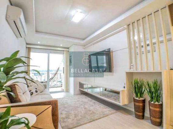 Apartamento Com 3 Dorms, Centro, Novo Hamburgo - R$ 590 Mil, Cod: 68 - V68