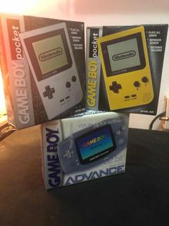 Consolas Gameboy Cerradas Y Selladas ! Únicas En Ml Ntdf