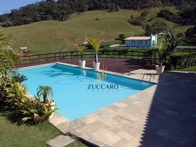 Fazenda Com 3 Dormitórios À Venda, 5270760000 M² Por R$ 4.800.000 - Santa Isabel - Santa Isabel/sp - Fa0001