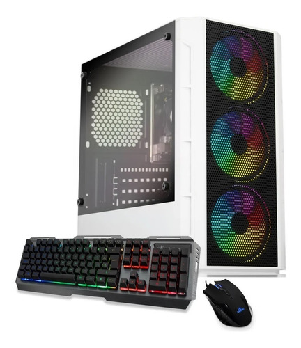 Xtreme Pc Gamer Amd Radeon R7 A10 9700 8gb 1tb Wifi Rgb