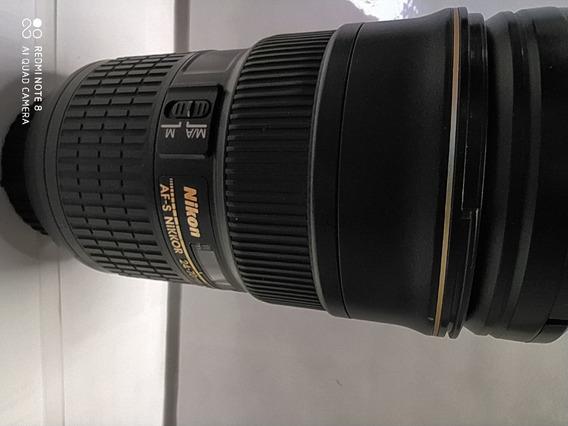Lente Nikon Af-s 24-70mm 1:2.8 G Ed