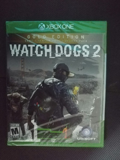(en Ambato) Watchdogs 2 Gold Edition Xbox One