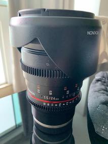 Lente Cine Rokinon 24mm 1.5 For Sony