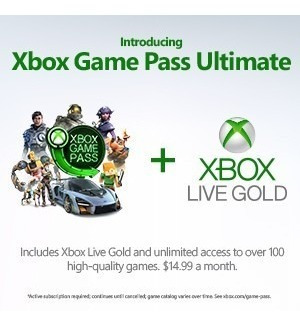 Xbox Game Pass Ultimate Xbox Game Pass Mais Gold