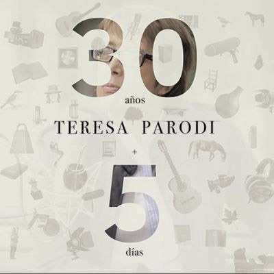 Cd + Dvd Parodi Teresa, 30 Años + 5 Dias