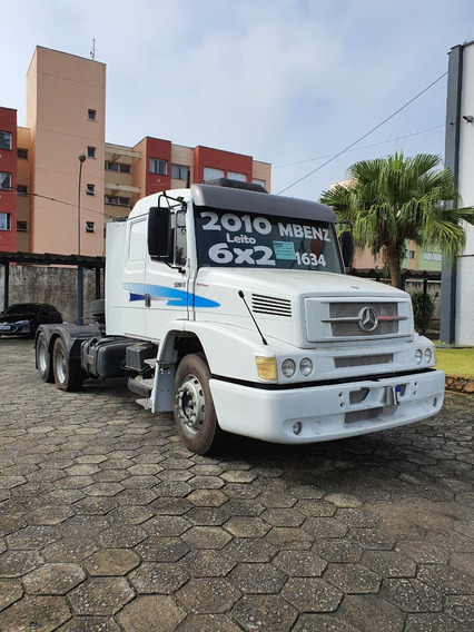 Mercedes Benz 1634 Ls 6x2 Trucado 2010 / Financiamos