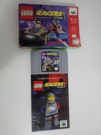 Jogo Lego Racers (nintendo 64)