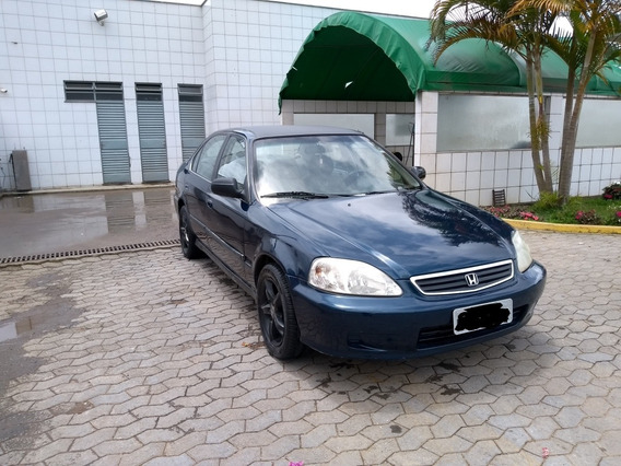 Honda Civic 1.6 Lx 4p 1999