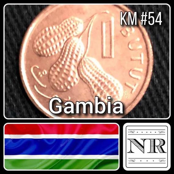 Gambia - 1 Butut - Año 1998 - Km #54 - Africa - Mani