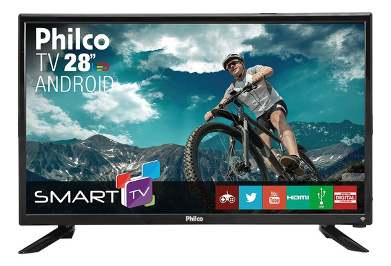 Smart Tv Philco 28 Ph28n91dsgwa Hdmi Usb Wi-fi