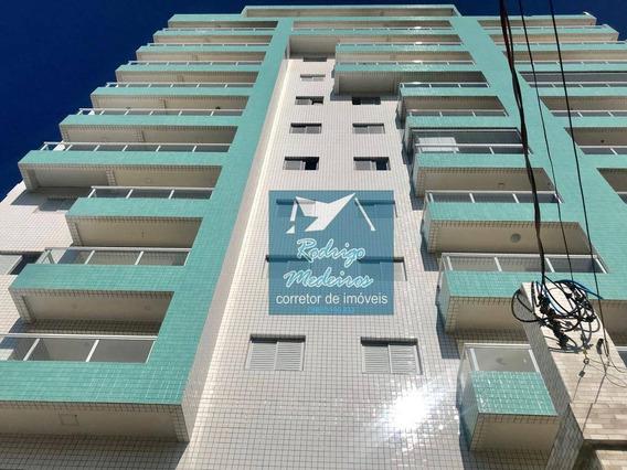 Excelente Apartamento 2 Dormitórios Em Praia Grande - Ap0319