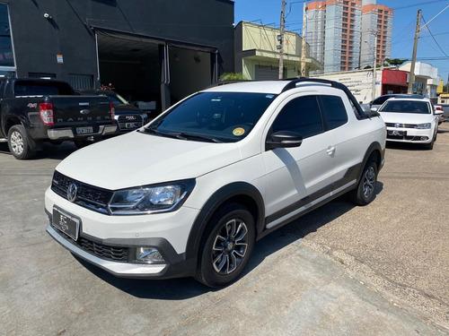 Volkswagen Saveiro 1.6 G6 Cabine Dupla Cross Flex
