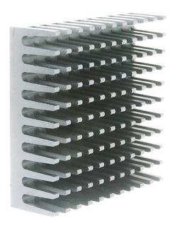 Disipador De Calor En Aluminio Para Celda Peltier