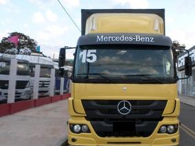 Caminhão Mercedes-benz Atego 2426 Baú Carga Seca 2015