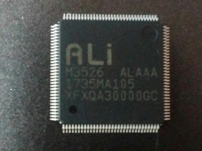 Ali M3526 Alaaa Processador Original Frete Cr