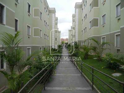Apartamento (tipo - Padrao) 2 Dormitórios, Cozinha Planejada, Portaria 24hs, Lazer, Elevador, Em Condomínio Fechado - 61248ve