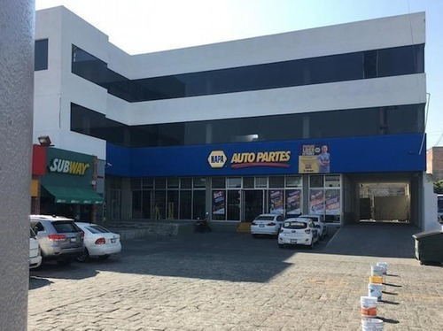 Renta Oficina En Lateral De Autopista México Querétaro Core - Mo