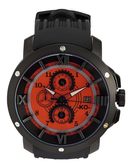 Reloj Knock Out Luxury Chronograph Watch Mexico City 48 Mm
