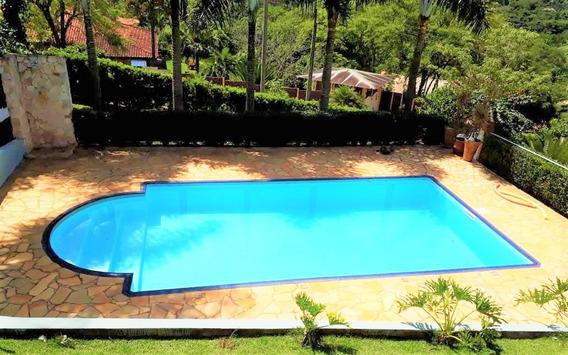 Excelente Casa Em Piracaia - 2375m