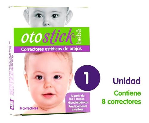 Otostick Bebé, Corrección Definitiva De Orejas Separadas