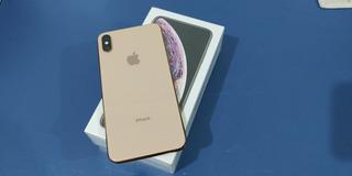 iPhone Xs Max Dourado 256gb - Excelente Oportunidade
