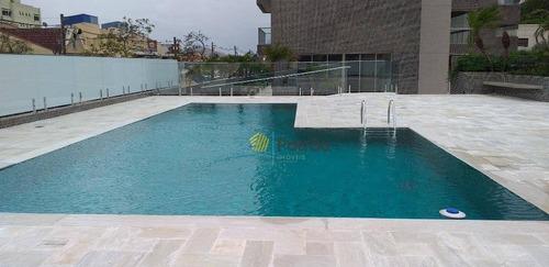 Apartamento Com 3 Dormitórios À Venda, 160 M² Por R$ 940.000 - Jardim Do Mar - São Bernardo Do Campo/sp - Ap2930