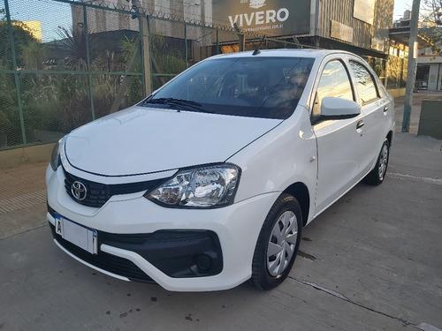 Toyota Etios 1.5 Xs 2019 Gnc