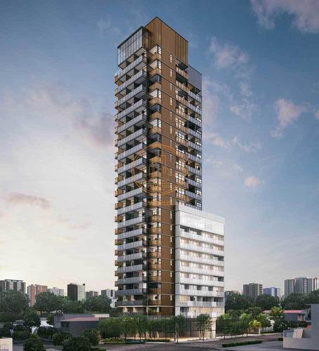 Apartamento  Com 1 Dormitório(s) Localizado(a) No Bairro Moema Em São Paulo / São Paulo  - 10266:917648