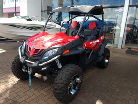 Utv Zforce 1000 2018 Semi Novo
