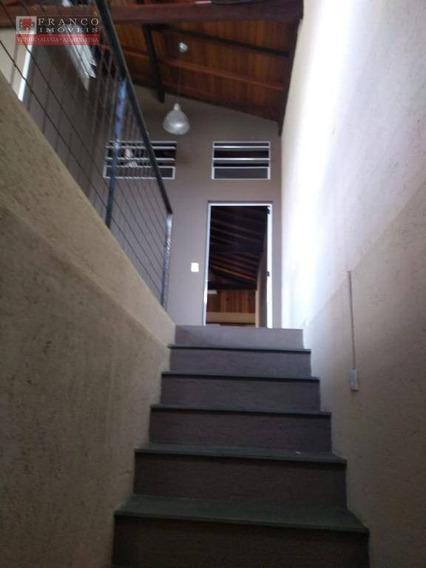 Casa Com 2 Dormitórios Para Alugar, 100 M² Por R$ 1.900/mês - Nova Vinhedo - Vinhedo/sp - Ca0602
