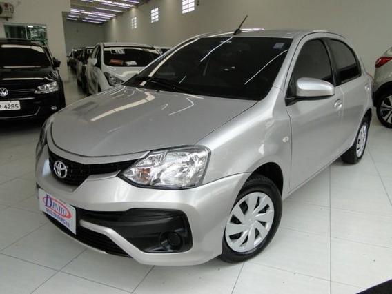 Toyota Etios Xs 1.5 16v Flex, Ghg6257