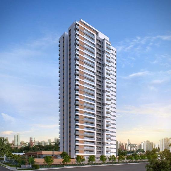 Apartamento A Venda No Bairro Taquaral Em Campinas - Sp. - Ap1801-1