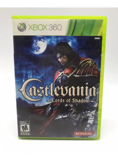 Castlevania Lord Of Shadow Xbox 360 Original Americano Cib