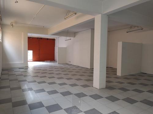Salão Comercial Com 170m² E 2 Vagas - Vila Romana - Sc-0121-2