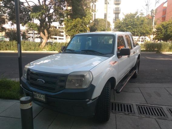 Ford Ranger 2012 Pickup Xl L4 Crew Cab 5vel Aa Mt