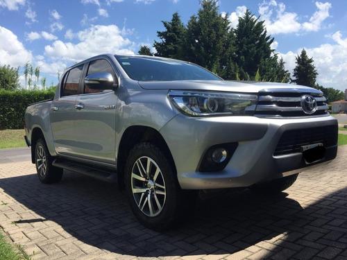 Imagen 1 de 7 de Toyota Hilux 2.8 Cd Srx 177cv 4x4 At