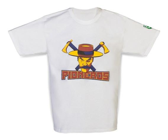 Pioneros Lfa T-shirt Básica Blanca