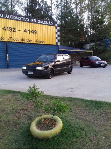 Fiat 2 Portas Preto