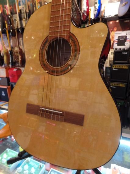 Guitarra Clásica Criolla Bohemia M24 Con Corte Natural