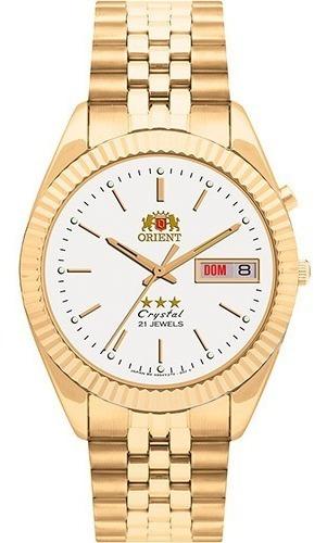 Relógio Orient Masculino Ref: 469ec7 B1kx - Automático