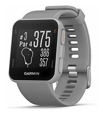 Reloj Garmin Approach S10 Lightweight Gps Golf, Gris