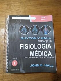 Livro De Fisiologia Medica 13 Edição Copia Em Espanhol