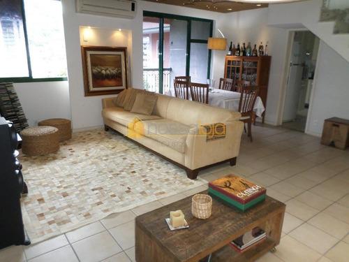 Imagem 1 de 30 de Excelente Cobertura Residencial Para Venda Ou Locação No Pé Pequeno, Niterói. - Co0166