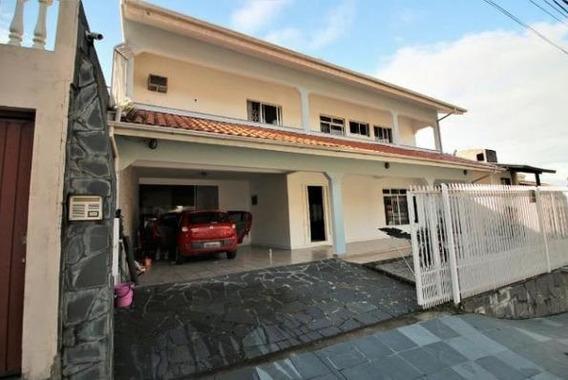 Casa Com 4 Dormitórios À Venda, 332 M² Por R$ 1.060.000,00 - Centro - São José/sc - Ca2452