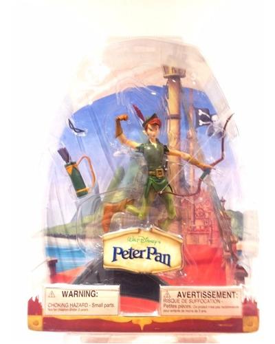 Set 2 Figuras Disney Peter Pan (edición Limitada) Nuevo