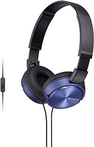 Sony Plegable Auriculares Con Micrófono Y Control De Smartp