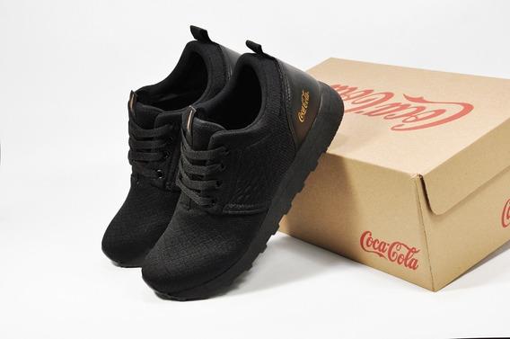 Kit 3 Pares Tênis Coca Cola Barato
