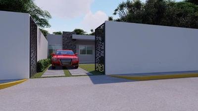 Casa En Venta En Yautepec 150 M2