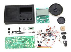 Kit Eletronico Para Montagem Rádio Fm Eletrônica Avançada