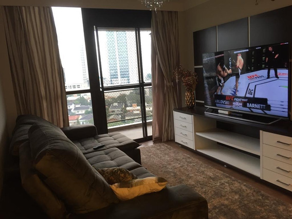 Apartamento Com 3 Dormitórios À Venda, 110 M² Por R$ 740.000,00 - Jardim Aquarius - São José Dos Campos/sp - Ap5394